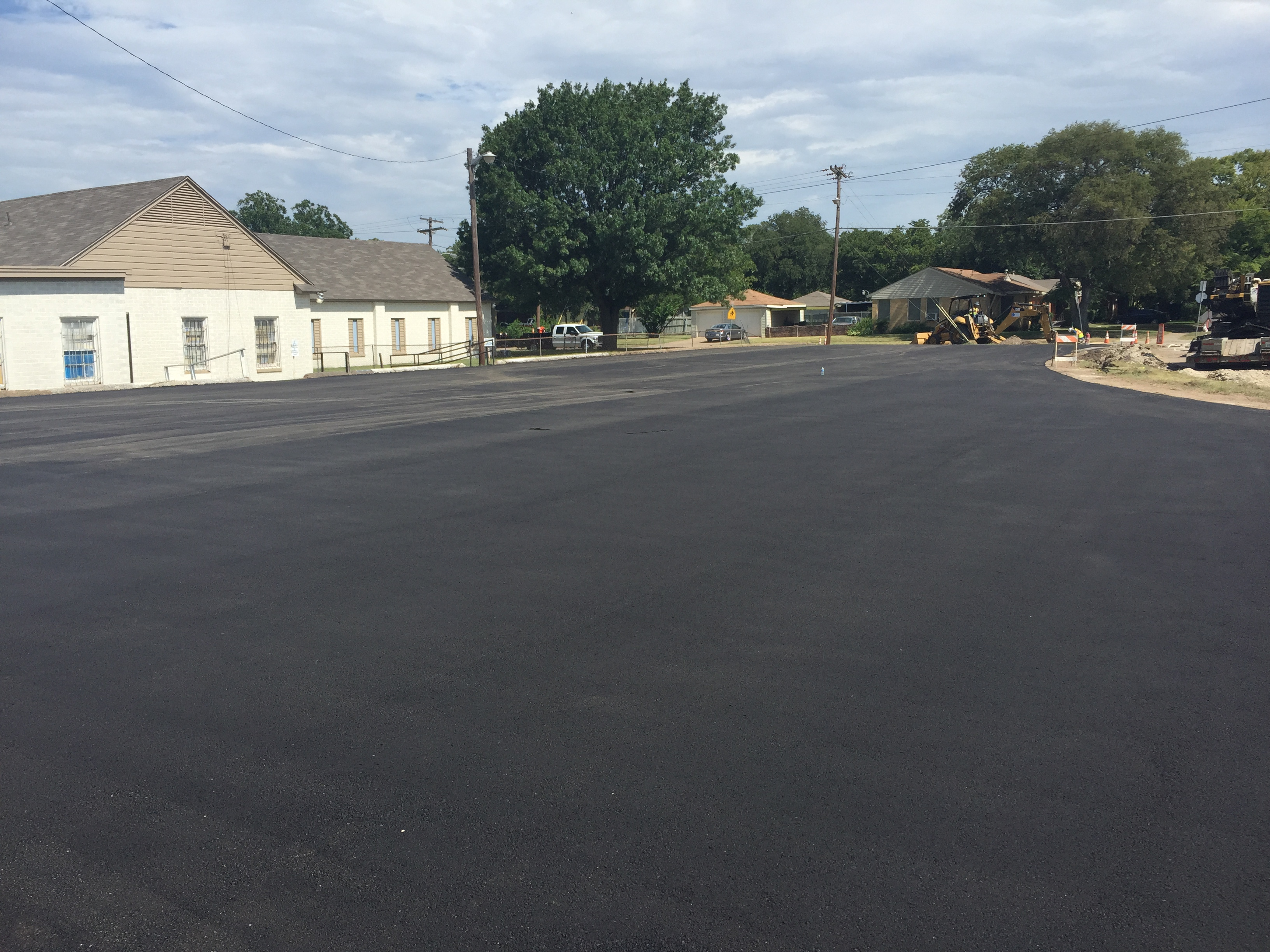 Asphalt Overlays Paving Contractor